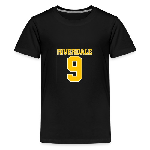 Riverdale 9 Design - Teenage Premium T-Shirt