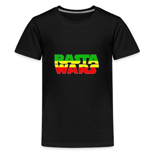 RASTA WARS KOUALIS - T-shirt Premium Ado
