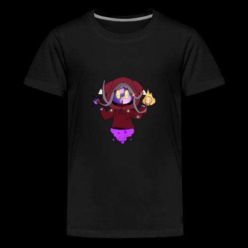 Magic Monster OvO - Teenage Premium T-Shirt