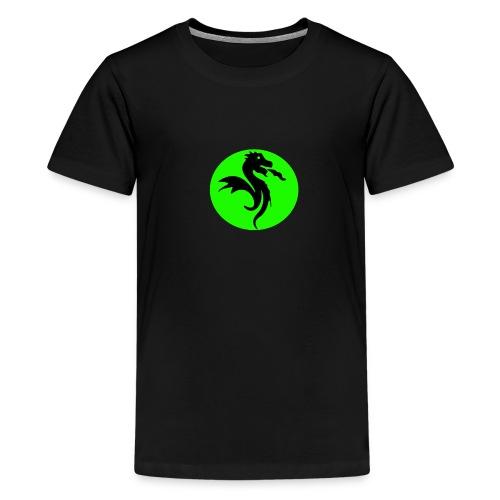 Dragon-Friends - Teenager Premium T-Shirt