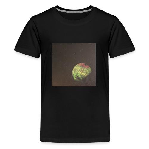 Lone Planet, Universum - Teenager Premium T-Shirt
