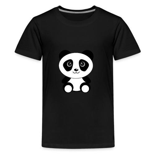 PandaGun-Icon - Teenager Premium T-Shirt