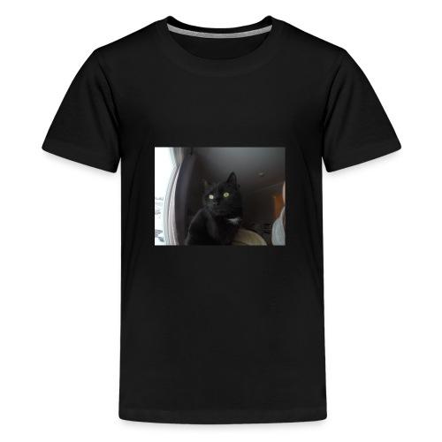 bamse - Premium T-skjorte for tenåringer