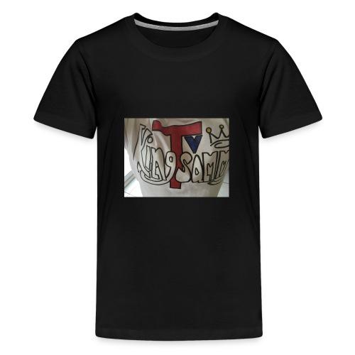 KingSammyTV merch - Teenage Premium T-Shirt