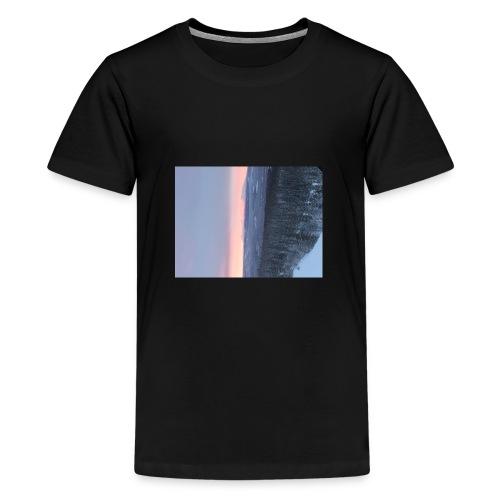 Figaro shirt - Premium-T-shirt tonåring