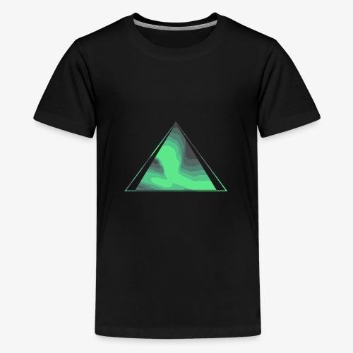 Aurora 10 - Teenage Premium T-Shirt