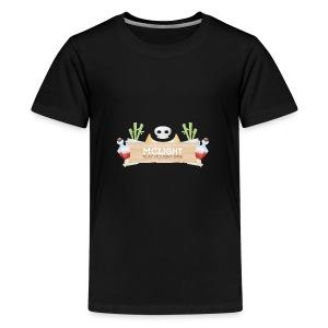McLight - Premium T-skjorte for tenåringer