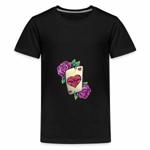 Tarot Mortal - Camiseta premium adolescente