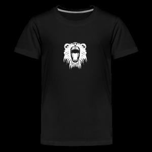 Lion Collection - Premium T-skjorte for tenåringer