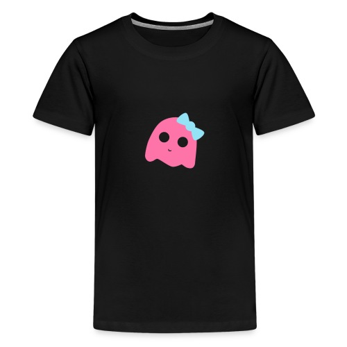 Flancito rosa - Camiseta premium adolescente