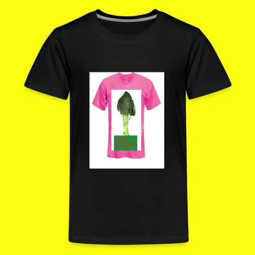 Addids Brocolo - Premium T-skjorte for tenåringer
