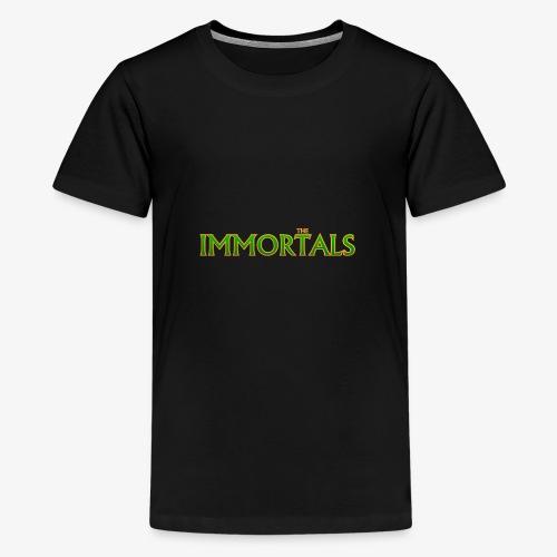 Immortals - Teenage Premium T-Shirt