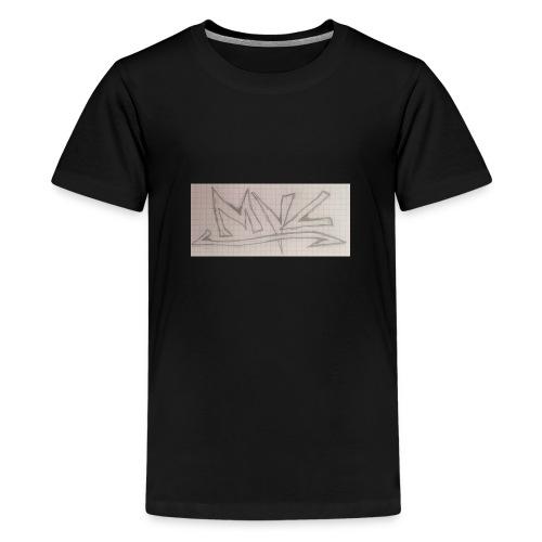 MVC (steht für Michis Vlogging Channel) - Teenager Premium T-Shirt