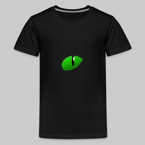 BlackCatHDe Logo - Teenager Premium T-Shirt