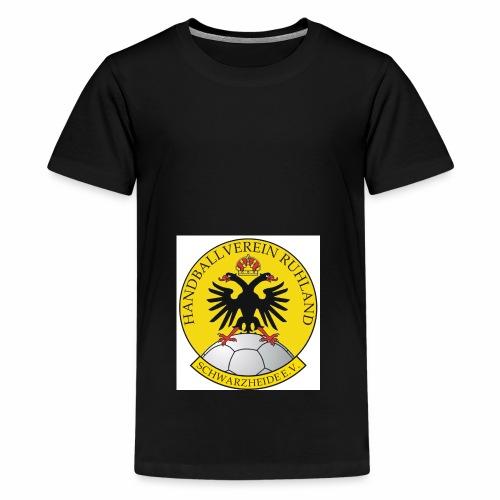 HV Ruhland Logo - Teenager Premium T-Shirt