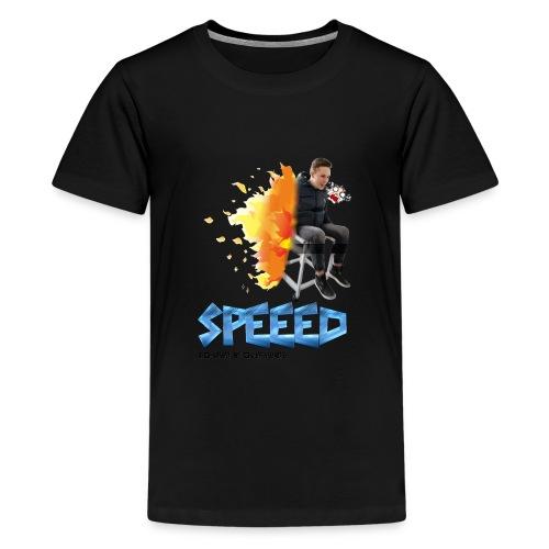 Overheadflow (Speed) Merchandise - Teenager Premium T-Shirt