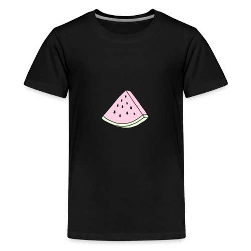 tumblr watermelon - Teenage Premium T-Shirt