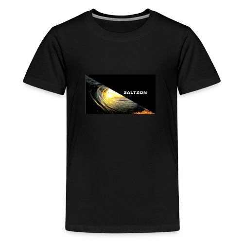 saltzon - Teenage Premium T-Shirt