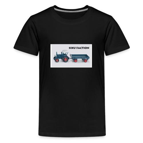 SikuFactionCap - Teenager Premium T-Shirt