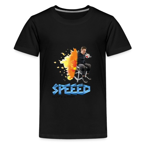 Overheadflow (Speed) Merchandise - Teenager Premium T-Shirt