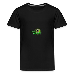 I Need Healing! - Teenage Premium T-Shirt