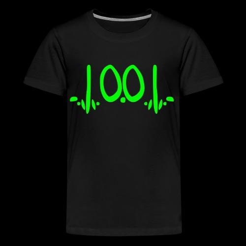 fukOf - Teenager Premium T-Shirt