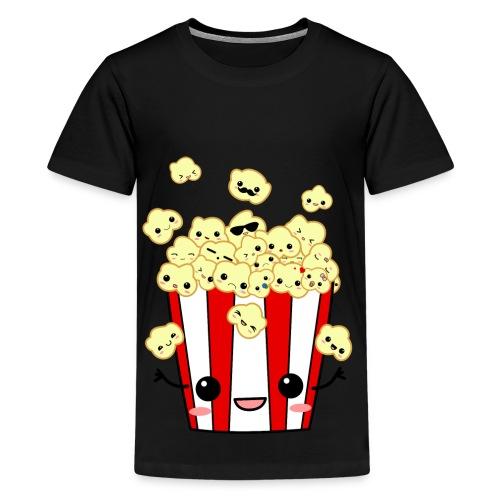 PopCorn - Camiseta premium adolescente