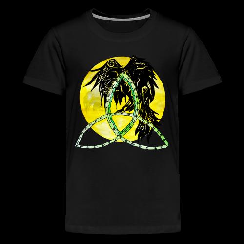 tribalrabe2 - Teenager Premium T-Shirt