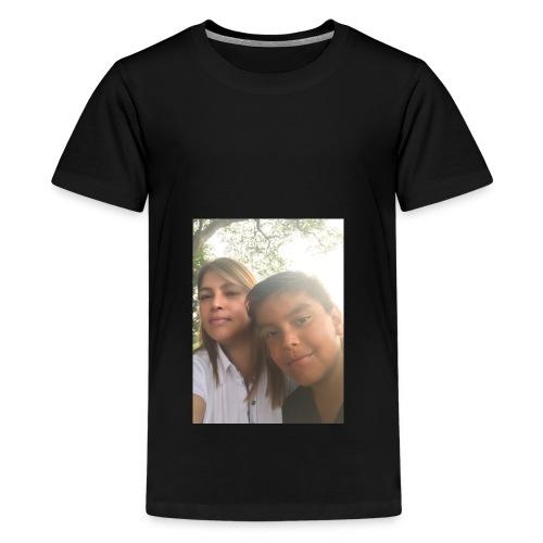 Muy ferst merch - Teenage Premium T-Shirt