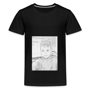 Jack Tomo in stock things - Teenage Premium T-Shirt