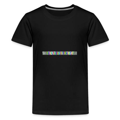LE DESSIN DE LA #TEAMNEYTROZZ SUR YOUTUBE - T-shirt Premium Ado
