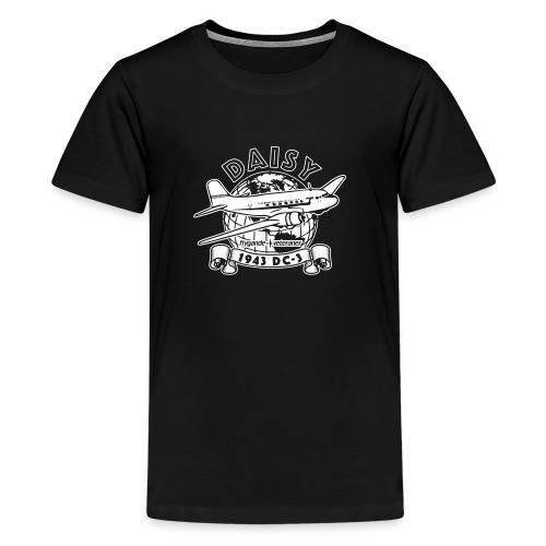 Daisy Globetrotter 2 - Premium-T-shirt tonåring