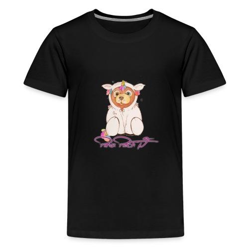 PiinaPiich Unicorn Style - Teenager Premium T-Shirt