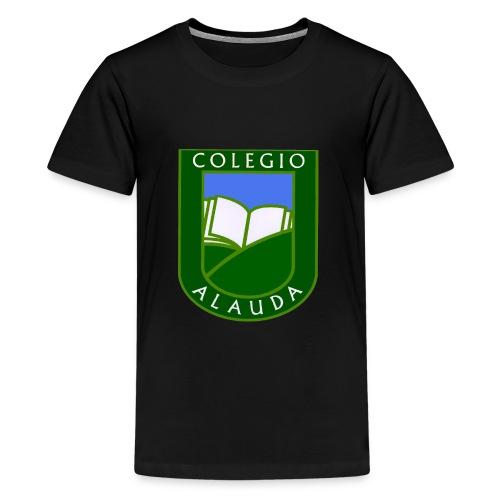 Colegio Alauda - Camiseta premium adolescente