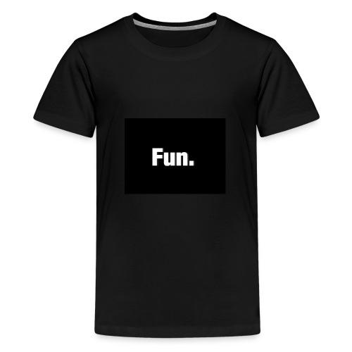 fun - Teenager Premium T-Shirt