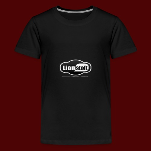 weltmeisterschaft lionstoft 1 - Teenager Premium T-Shirt