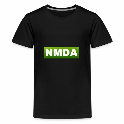 Green NMDA - Teenage Premium T-Shirt