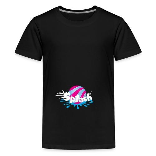 Chupa Splash - Maglietta Premium per ragazzi