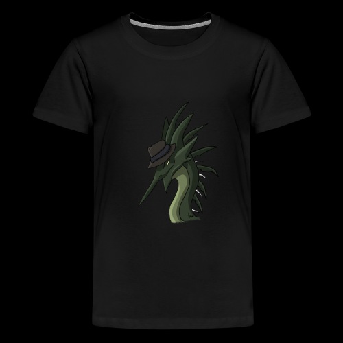 Sneaky officeal Monster Edition - Teenager Premium T-Shirt