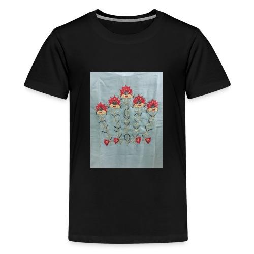 iqbal fashion - Teenage Premium T-Shirt