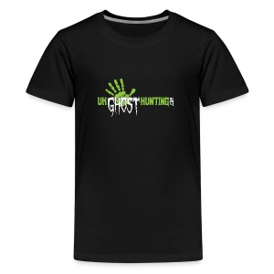 Official Logo - Teenage Premium T-Shirt