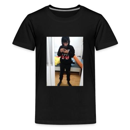 Diyar YouTuber Merchandise - Teenager Premium T-Shirt