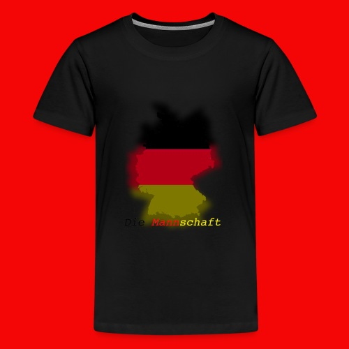 Die Mannschaft - Teenager Premium T-Shirt