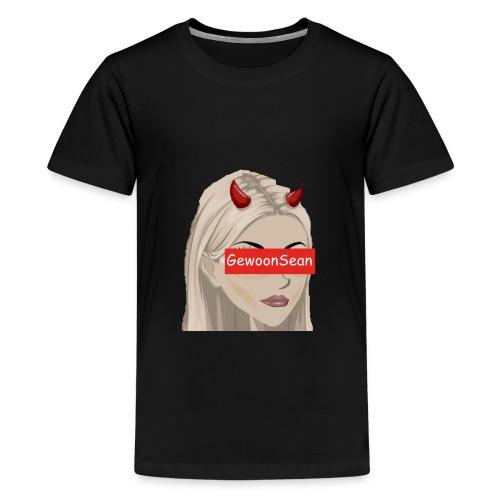 Gewoonsean Tshirt - Teenager Premium T-shirt