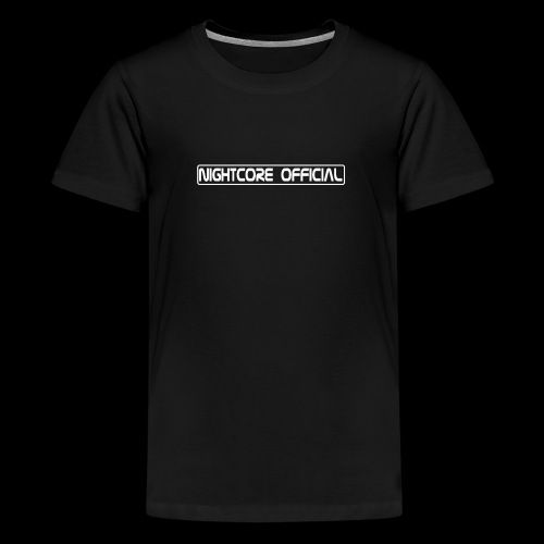 NightCore Official - Teenager Premium T-Shirt