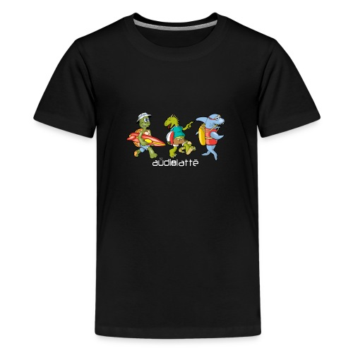 BEACH BUDDIES - Teenage Premium T-Shirt