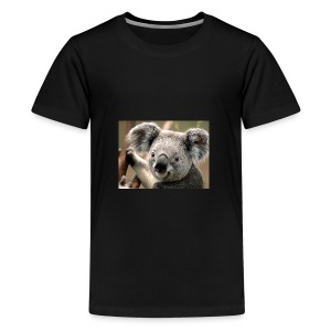 panda squad - Teenage Premium T-Shirt