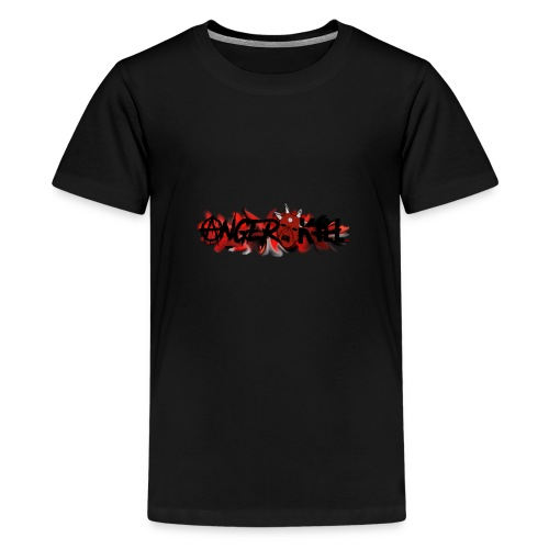 Angerkill OFFICIAL MERCHANDISE - Camiseta premium adolescente