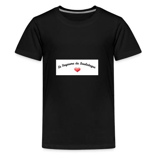 royaume - T-shirt Premium Ado