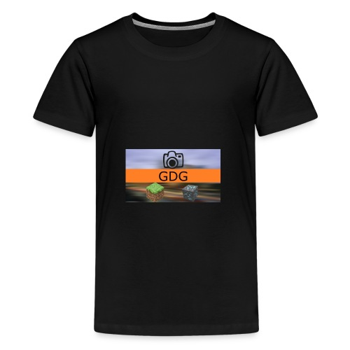 Shirt GDG - Teenager Premium T-shirt